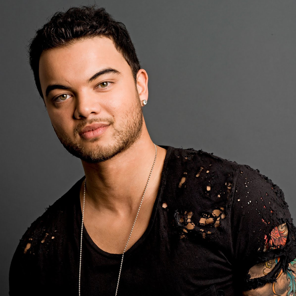 Guy Sebastian Australian celebrity vocalist