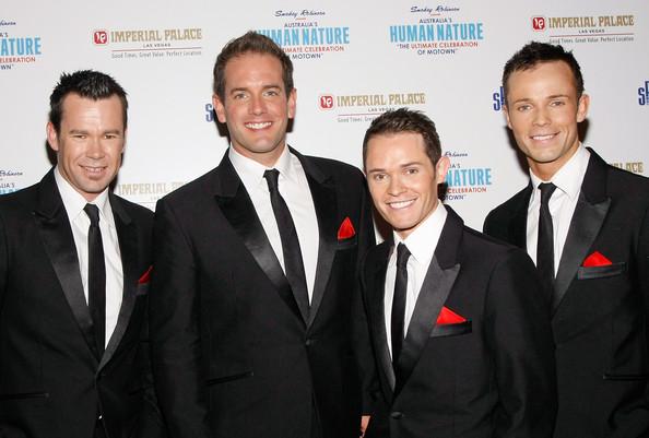 Book Human Nature Australia's pop leading group