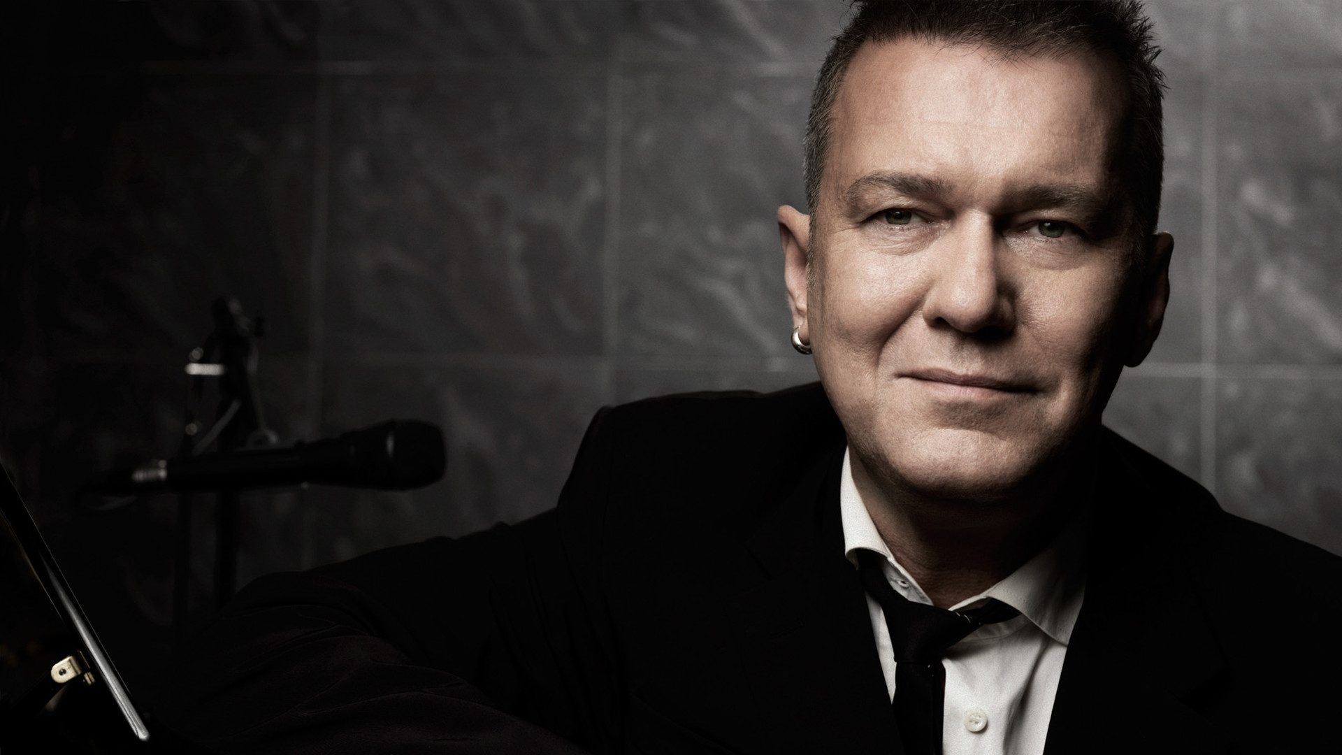 king of OZ rock Jimmy Barnes