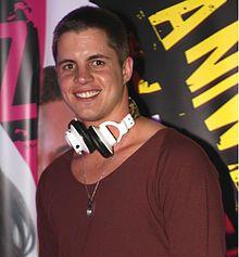book X factor contestant Johnny Ruffo