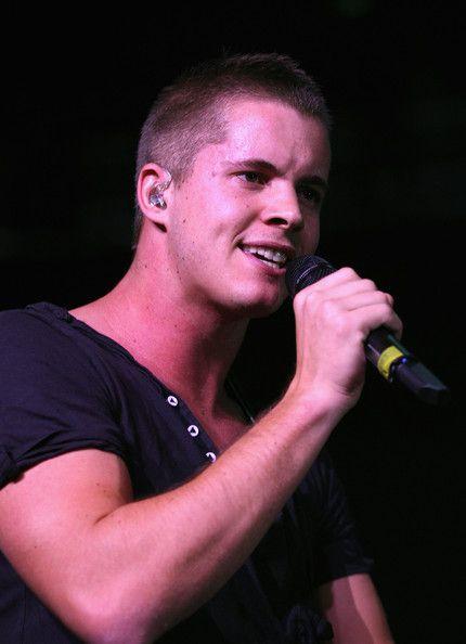 Australian singer & dancer Johnny Ruffo