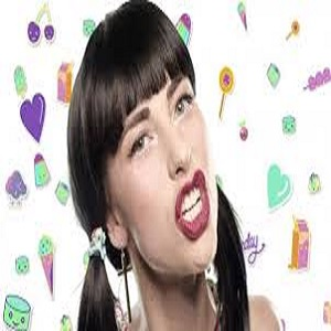 the singing sensation Kimbra