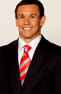 TV & media speaker Matthew Johns