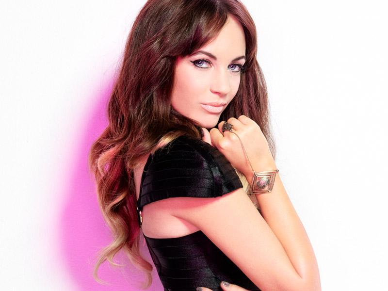 x factor winner Samantha Jade