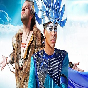 pop & rock duo Empire Of The Sun