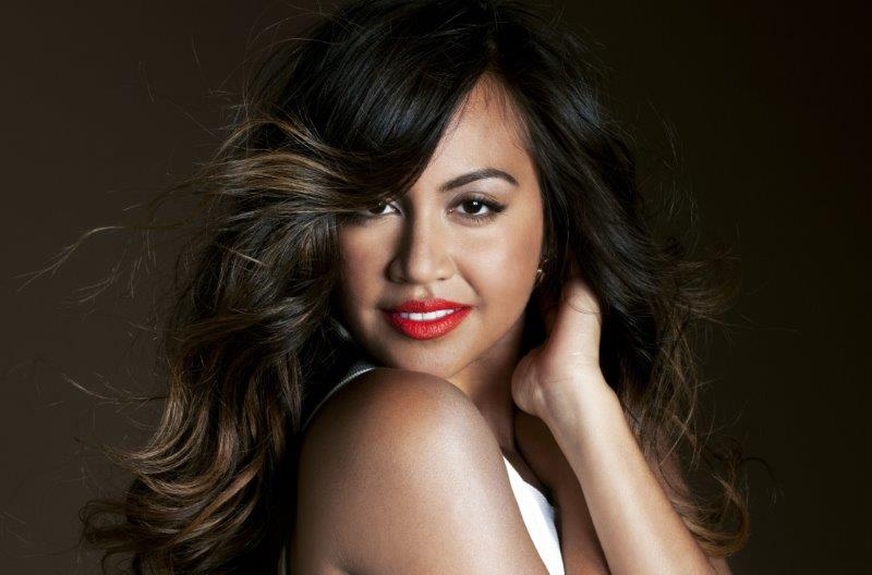 Jessica Mauboy the australian vocalist