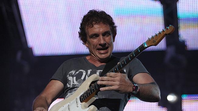 Austalia's voice sensation Ian Moss