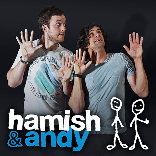 Hamish and Andy MC Melbourne