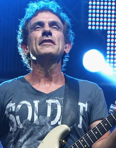 Australia's music legends Ian Moss