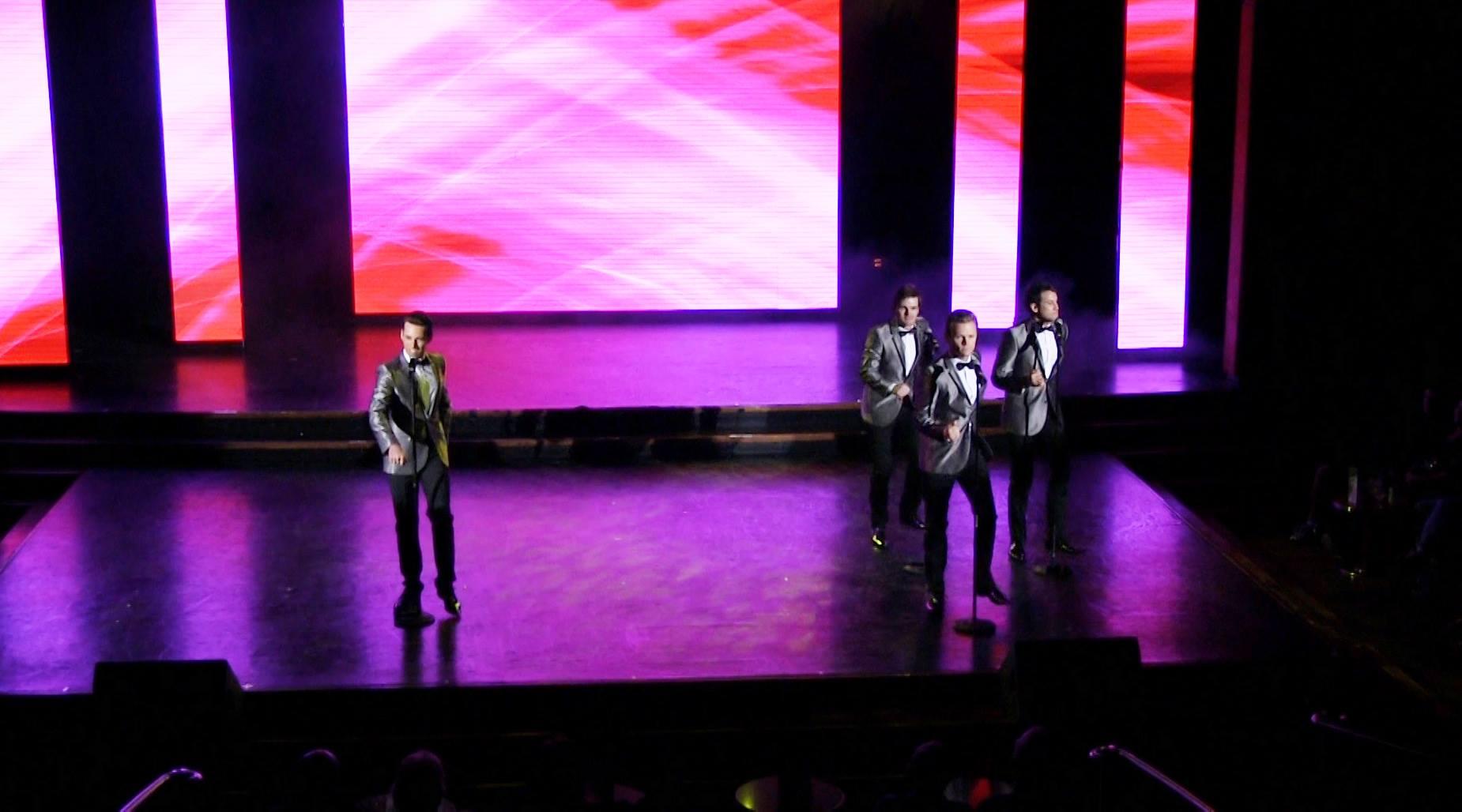 Australia's Boys of Motown 1