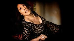 Australian vocalist Kate Ceberano