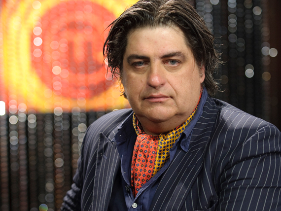 book TV celebrity Matt Preston