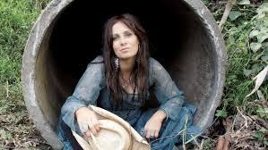 Famous Australian vocalist Kasey Chambers