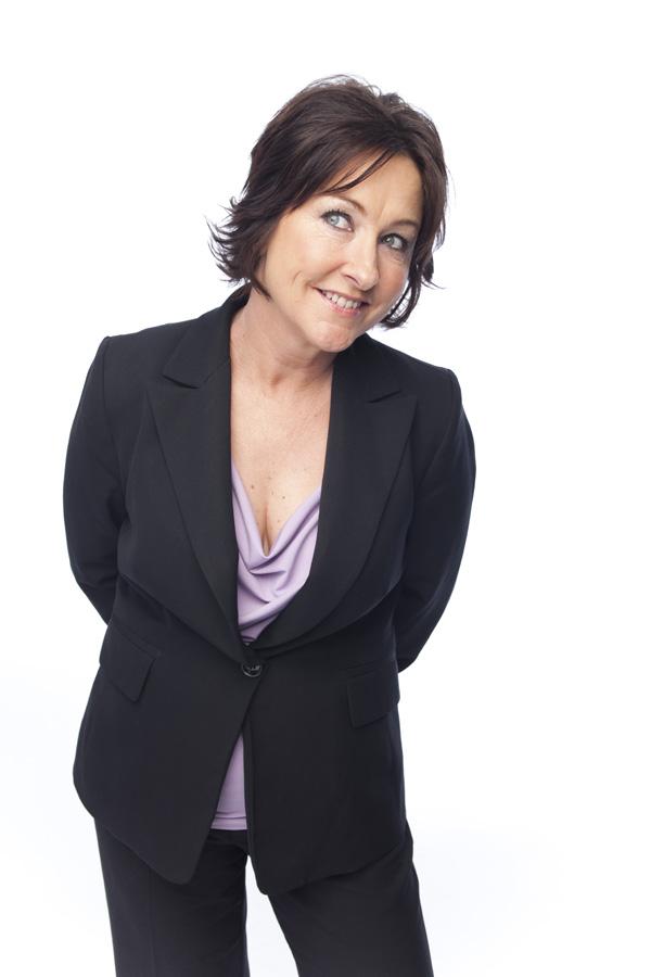 award winner comedian Fiona O'Laughlin