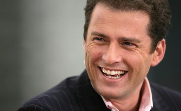 book famous television presenter Karl Stefanovic