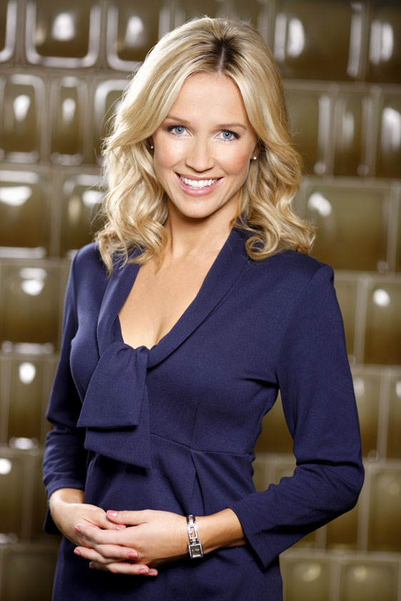 book TV presenter Sarah Cumming