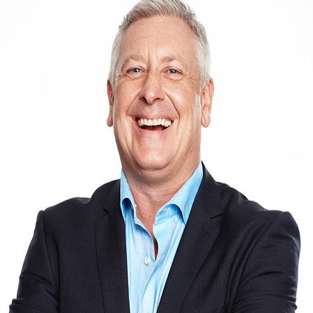 TV & media speakers Ian Dickson