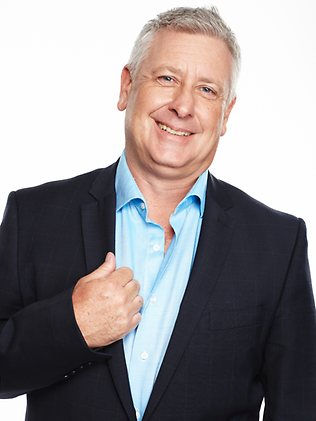 Book Australian celebrity Ian Dickson