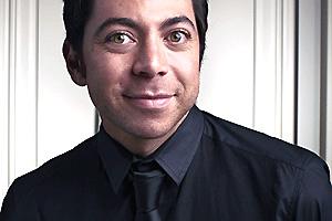 James Mathison TV presenter
