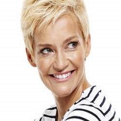 book media personality Jessica Rowe