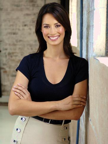book TV presenter Sara Groen