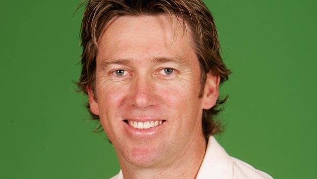 fastest Australian bowler Glenn McGrath