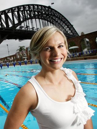 book Libby Trickett for events