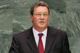 book Australian x foreign minister