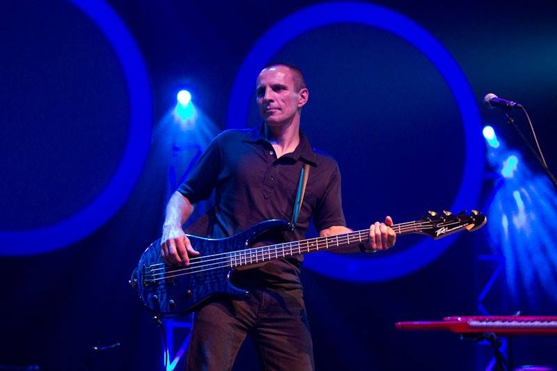 Frant Tiatto bass guitar and keyboards and vocals