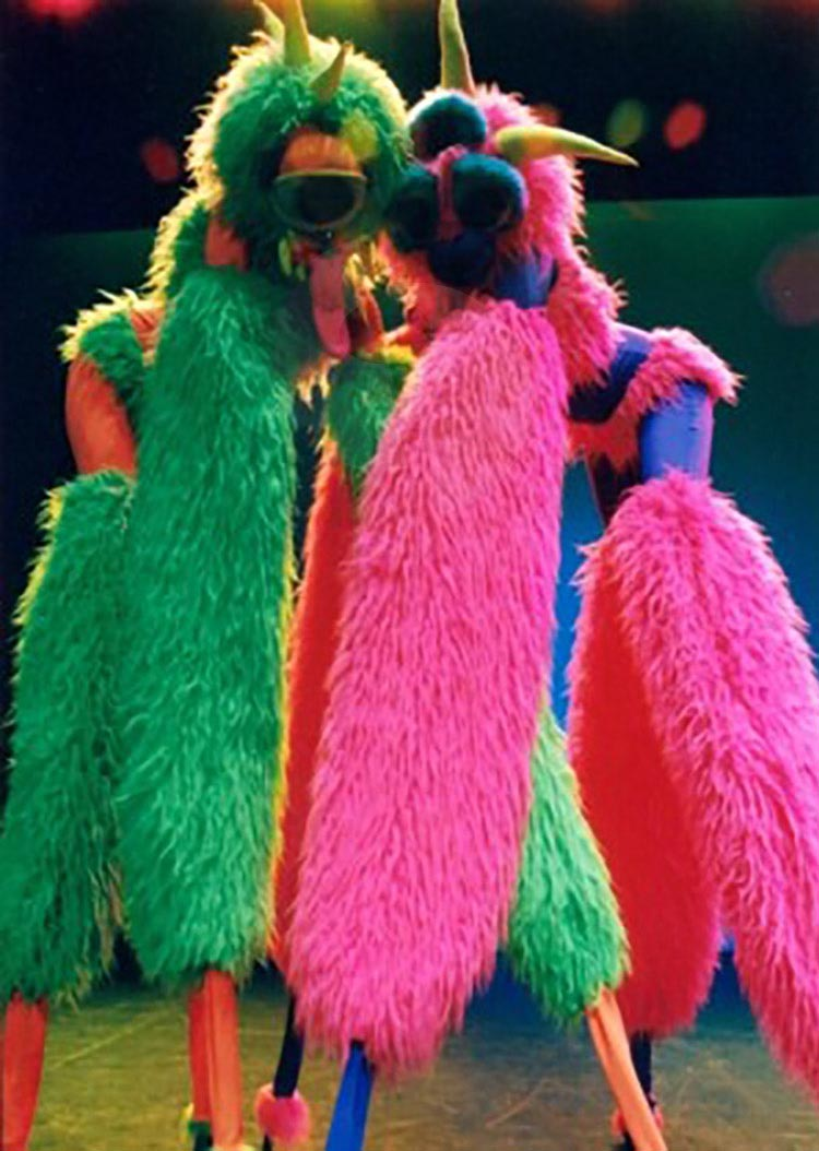 fluffy-monsters